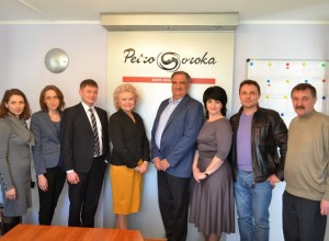 «Fit for partnership with Germany» в гостях у ТМ «Petro Soroka»