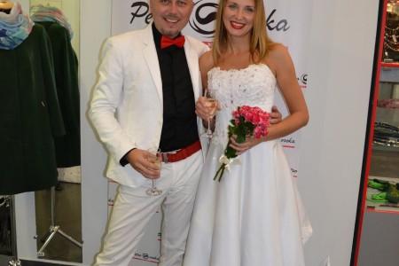 В фирменном магазине «Petro Soroka» отмечают… годовщину свадьбы