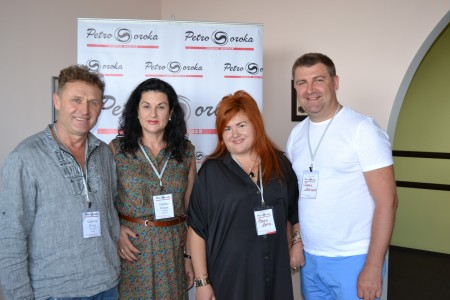 """Презентация компании """"Petro Soroka"""" в Днепре (19.06.2017)"""