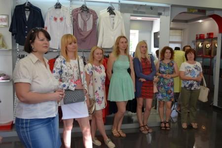 «Между нами девочками»: мастер-класс в фирменном магазине PS