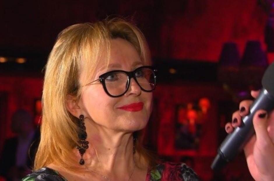 Акторка Олена Стефанська у сукні від Petro Soroka™>