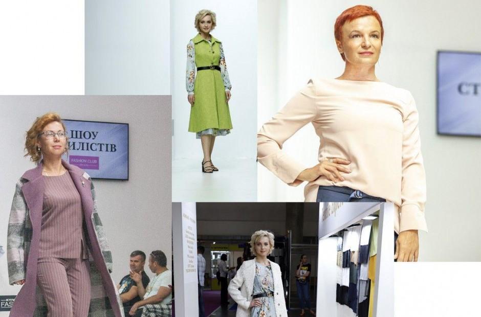 «Шоу стилистов» в рамках Kyiv Fashion 2019 >